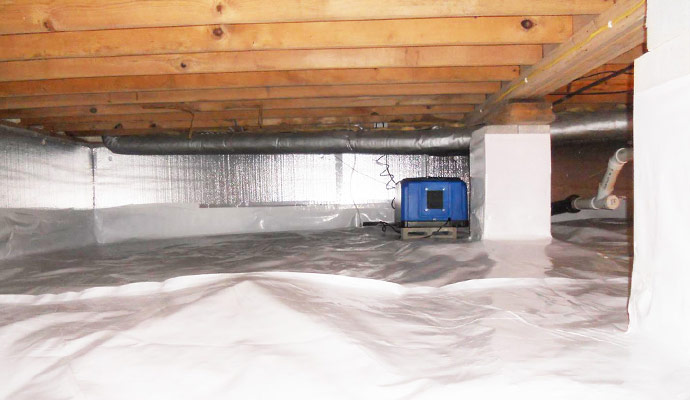 Choosing Your Crawlspace Insulation