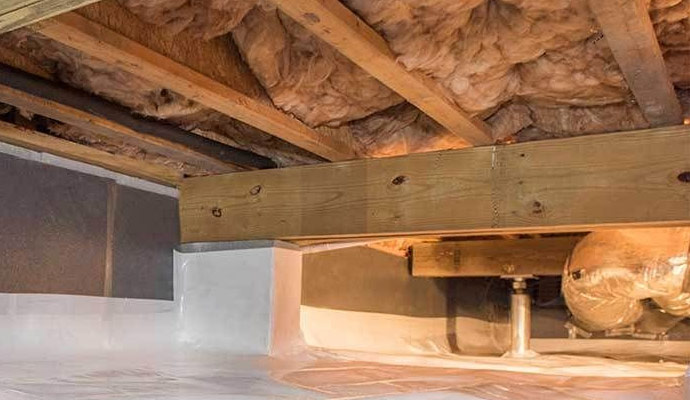 Importance of Crawlspace Insulation