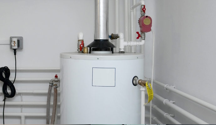 Low Efficiency Furnace Or Heater